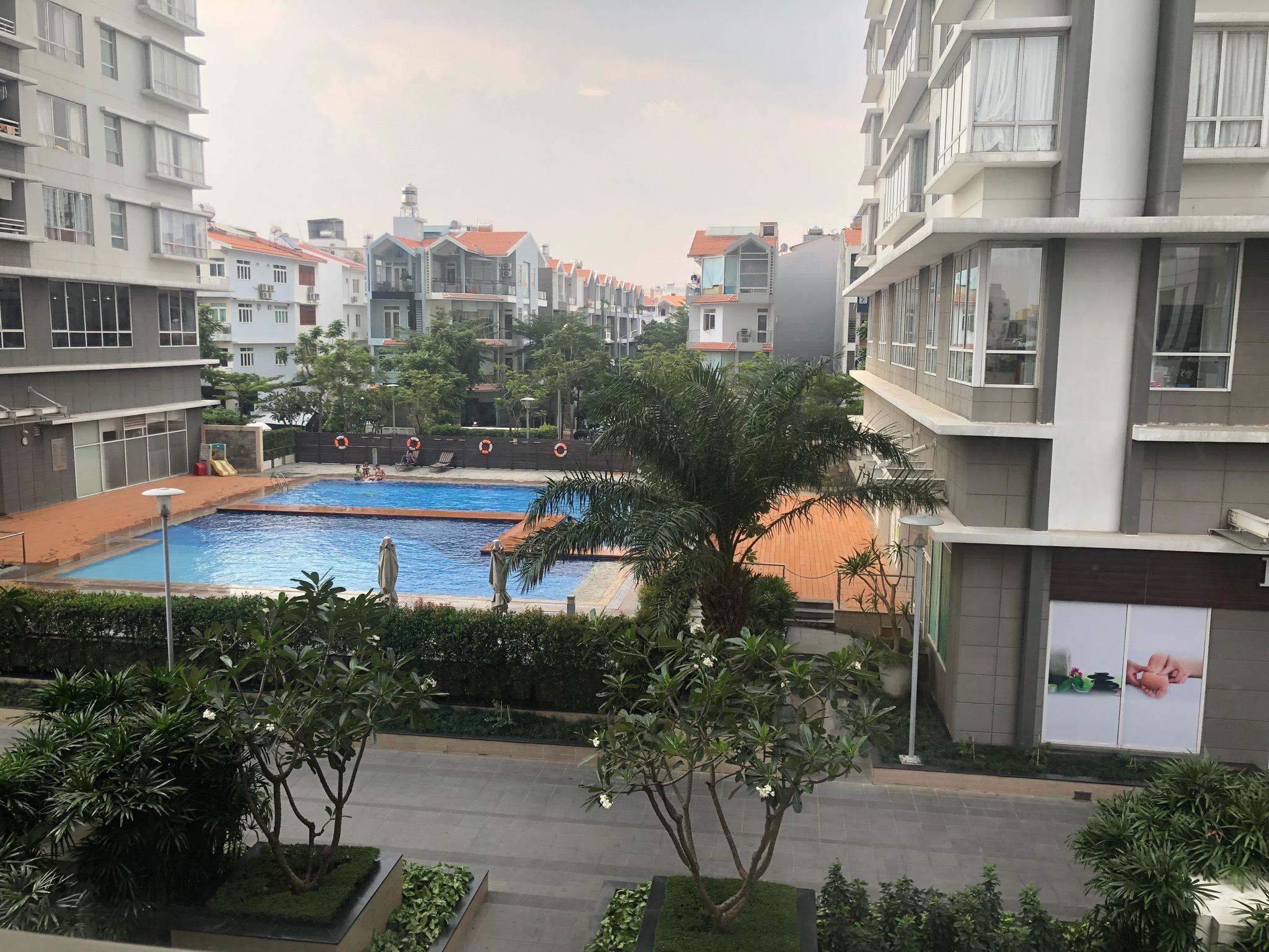 HCMC   V4  Big Luxury 2BR   Sunrise City   S3