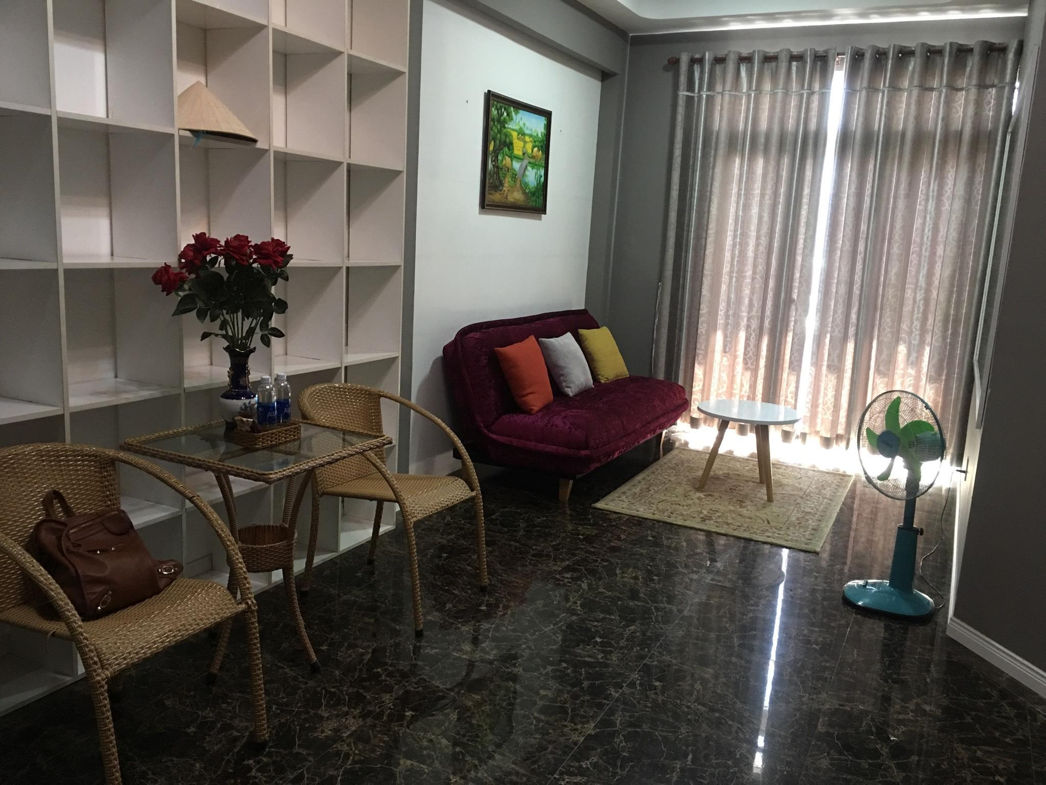 Apartment In Ho Chi Minh Center