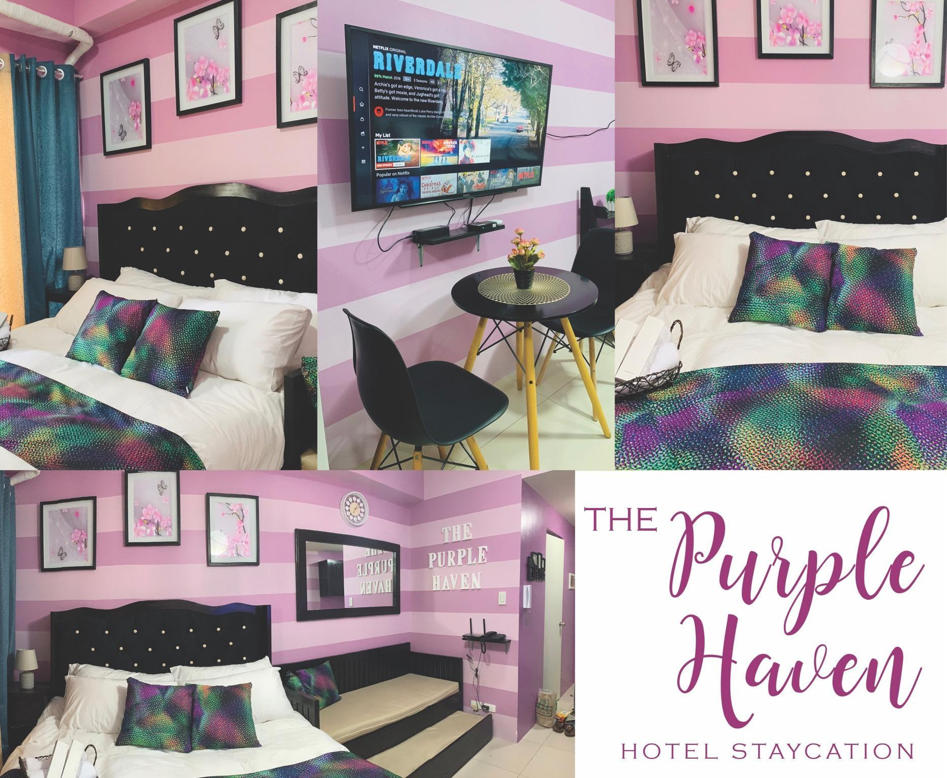 The Purple Haven In Tagaytay HAVEN SUITE