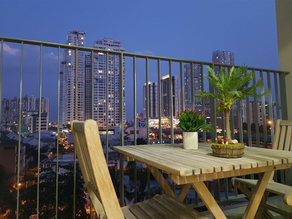 Luxury Comfort And City View In Masteri Thao Dien