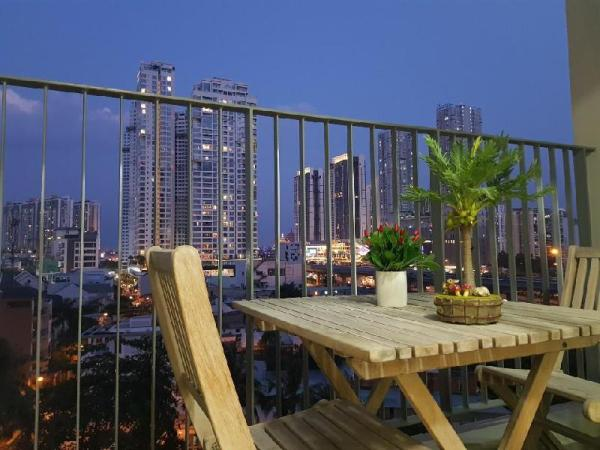 Luxury comfort & City View in masteri thao dien Ho Chi Minh City