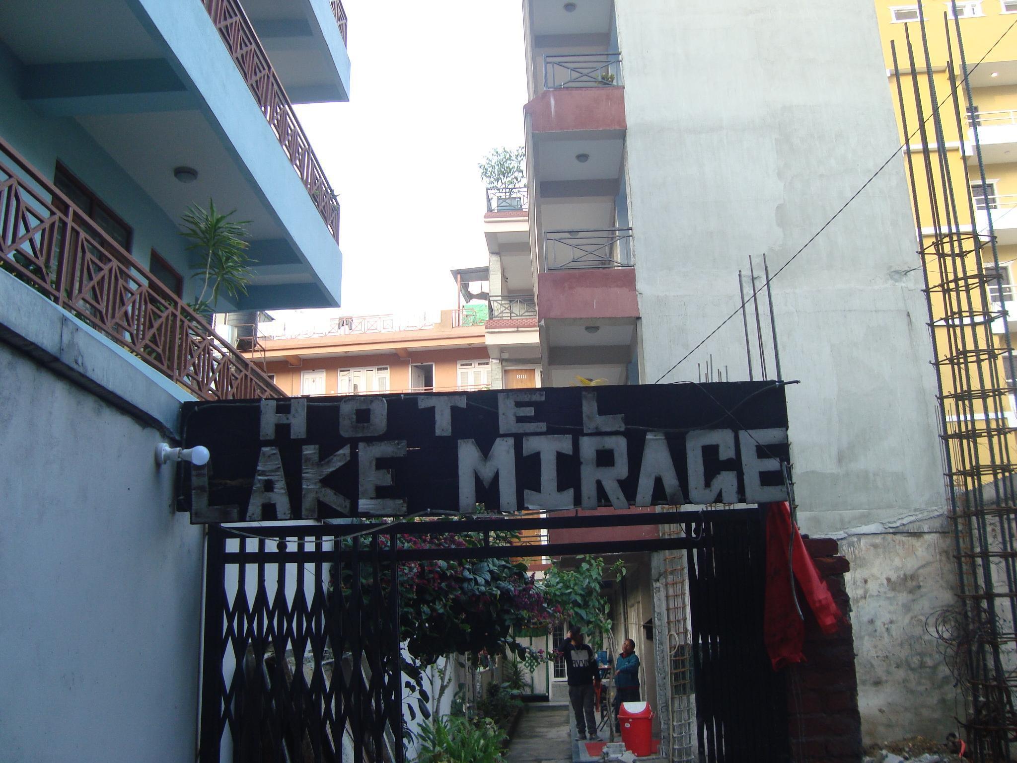 Hotel Lake Mirage