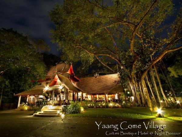 Yaang Come Village Hotel Chiang Mai