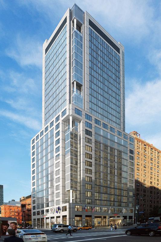 Courtyard New York Manhattan/Midtown West