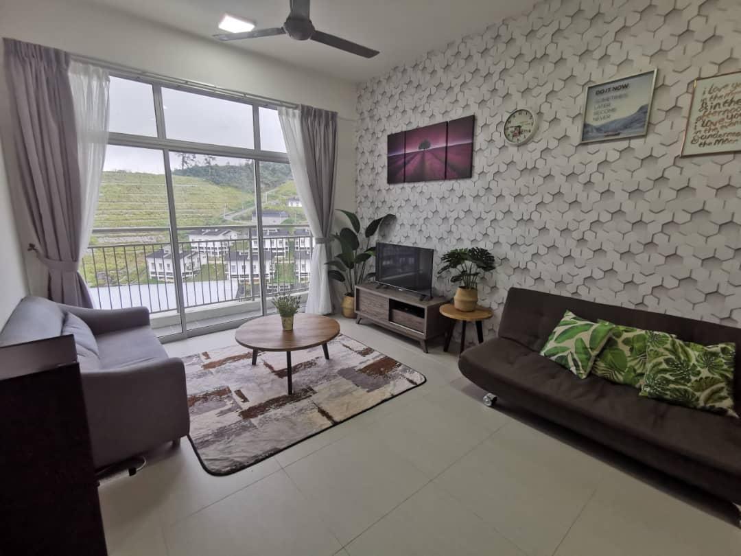 Lavender Apartment @Golden Hills Cameron Highlands