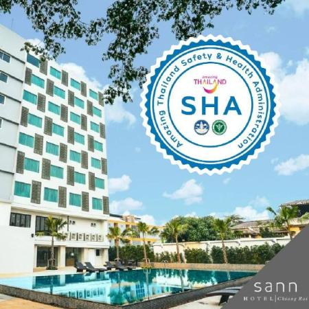 Sann Hotel เชียงราย