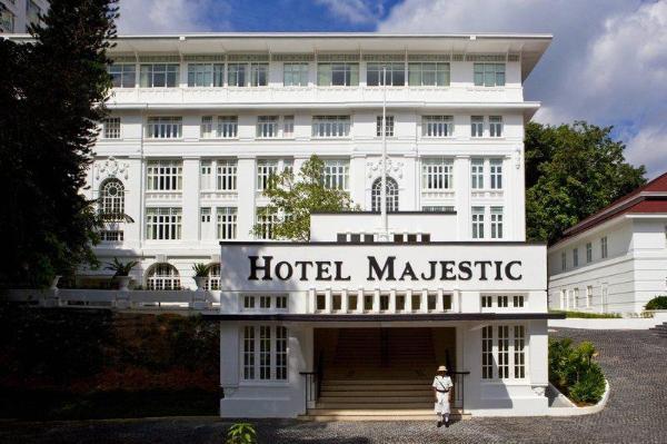 The Majestic Hotel Kuala Lumpur, Autograph Collection Kuala Lumpur