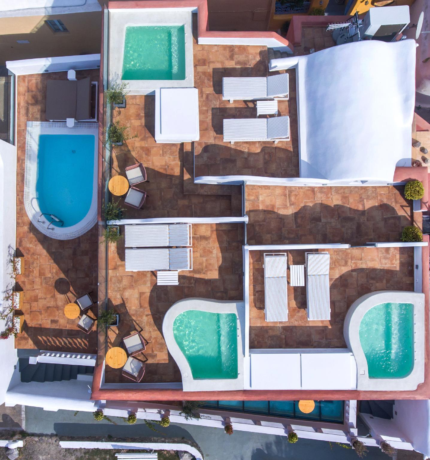 Tramonto Secret Villas