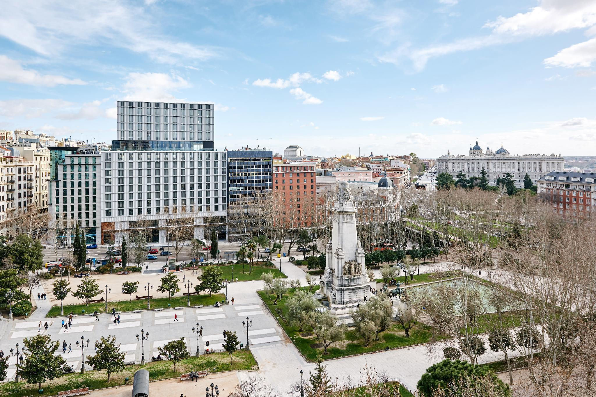 VP Plaza Espana Design