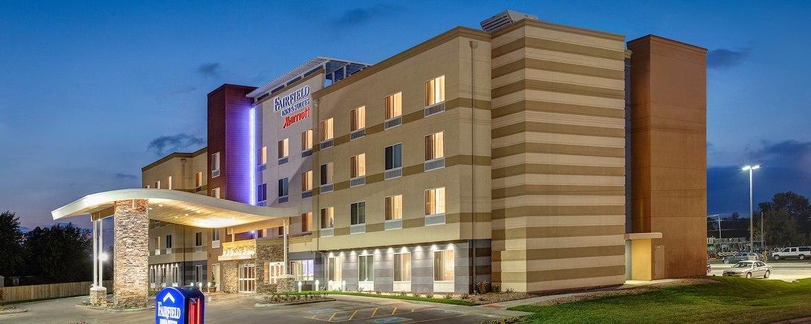 Fairfield Inn And Suites Birmingham Downtown