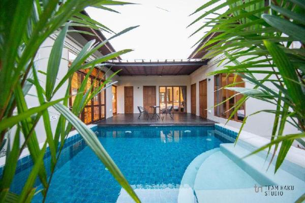 Casada Suitte Pool Villas Phuket