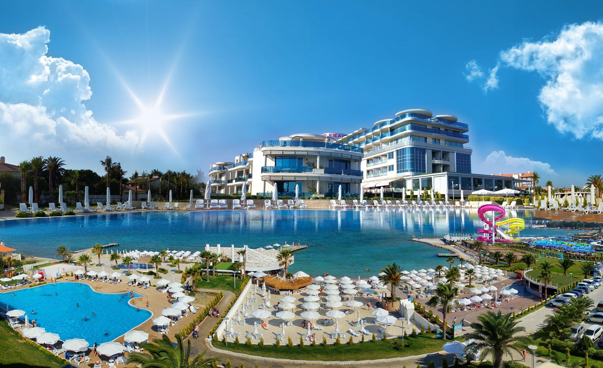 Ilica Hotel Spa And Thermal Resort