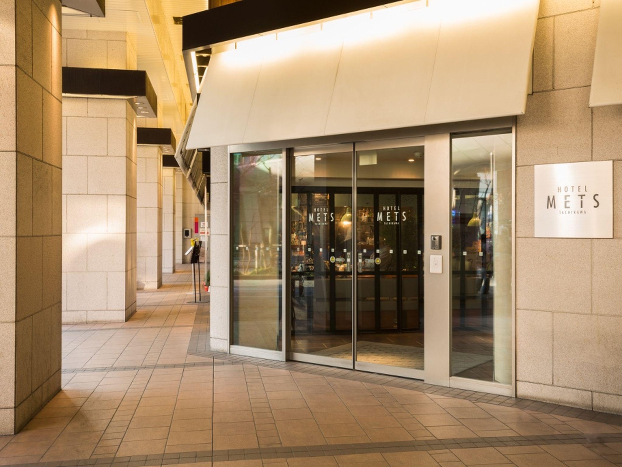JR EAST HOTEL METS TACHIKAWA