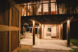 exotic private unique   Teakwood villa. วิลลา 2 ห้องนอน 2 ห้องน้ำส่วนตัว ขนาด 112 ตร.ม. – เขาหินเหล็กไฟ