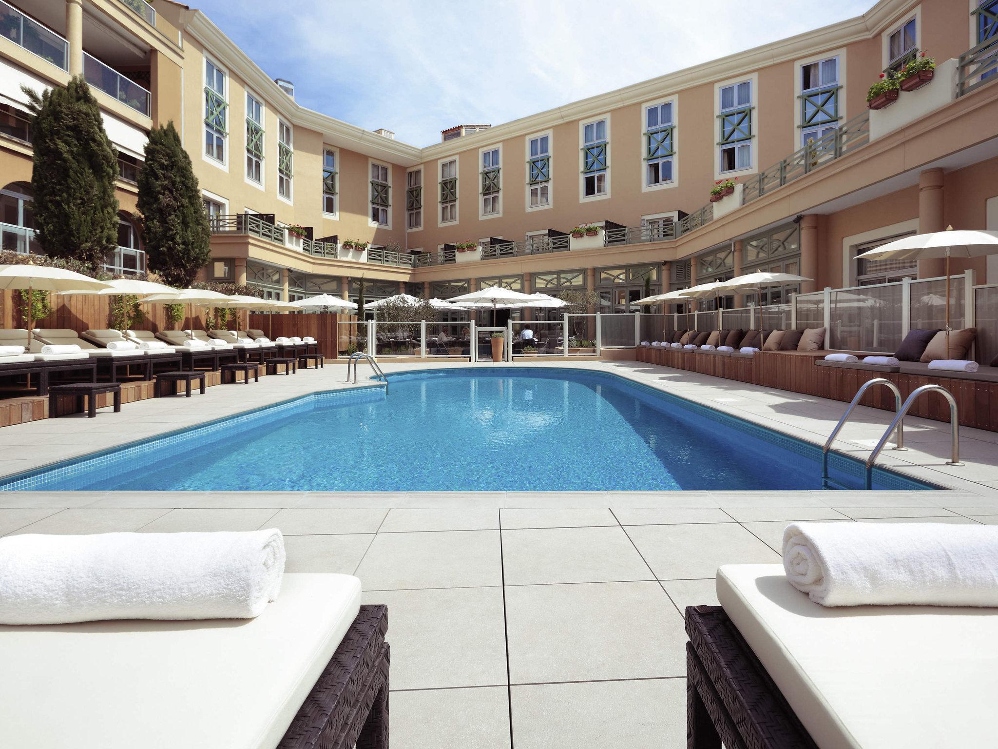 Grand Hotel Roi Rene Aix-en-Provence Centre - MGallery