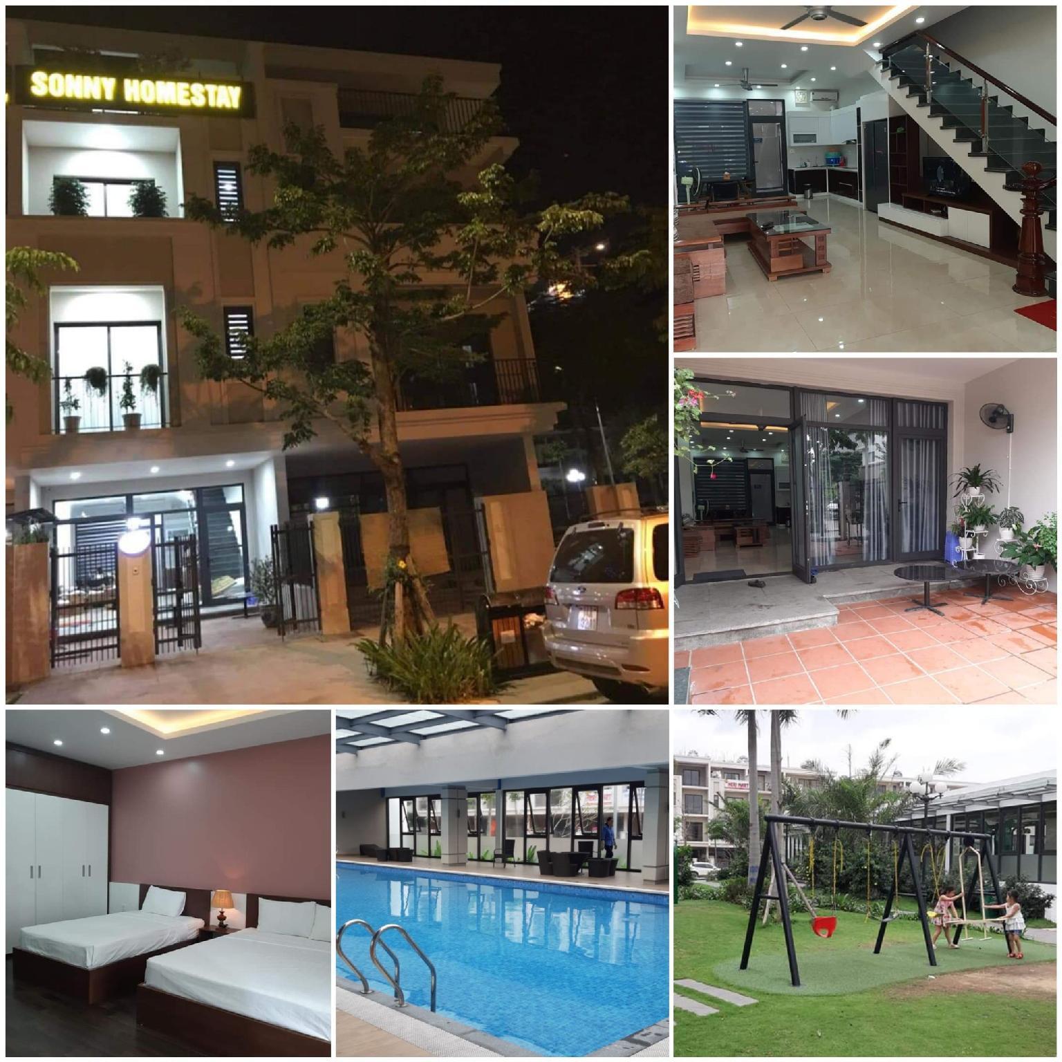 Sonny Homestay Ha Long  Beautiful 5 Bedroom Villa