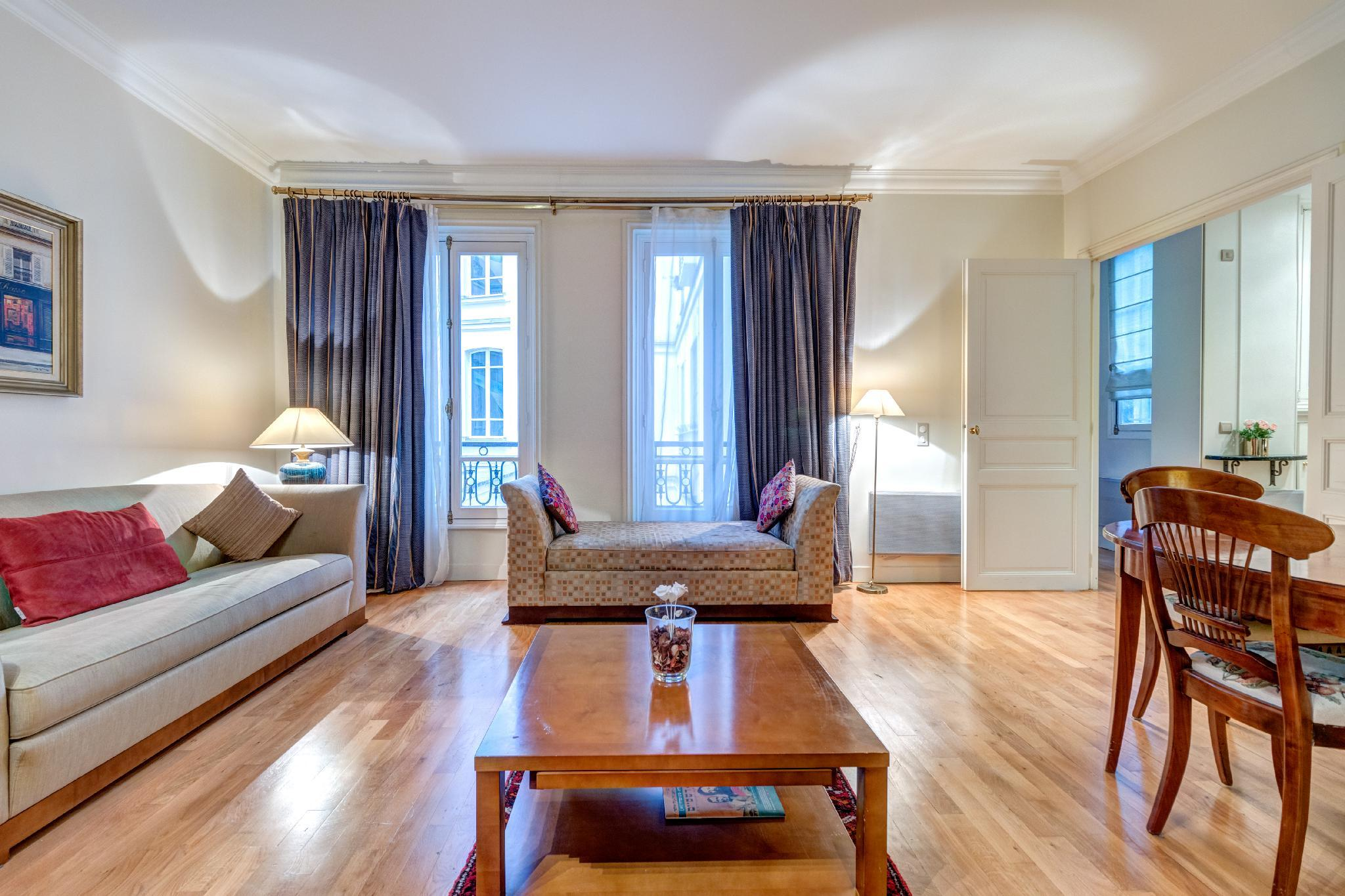 Holiday Apartments In The Centre Of Paris