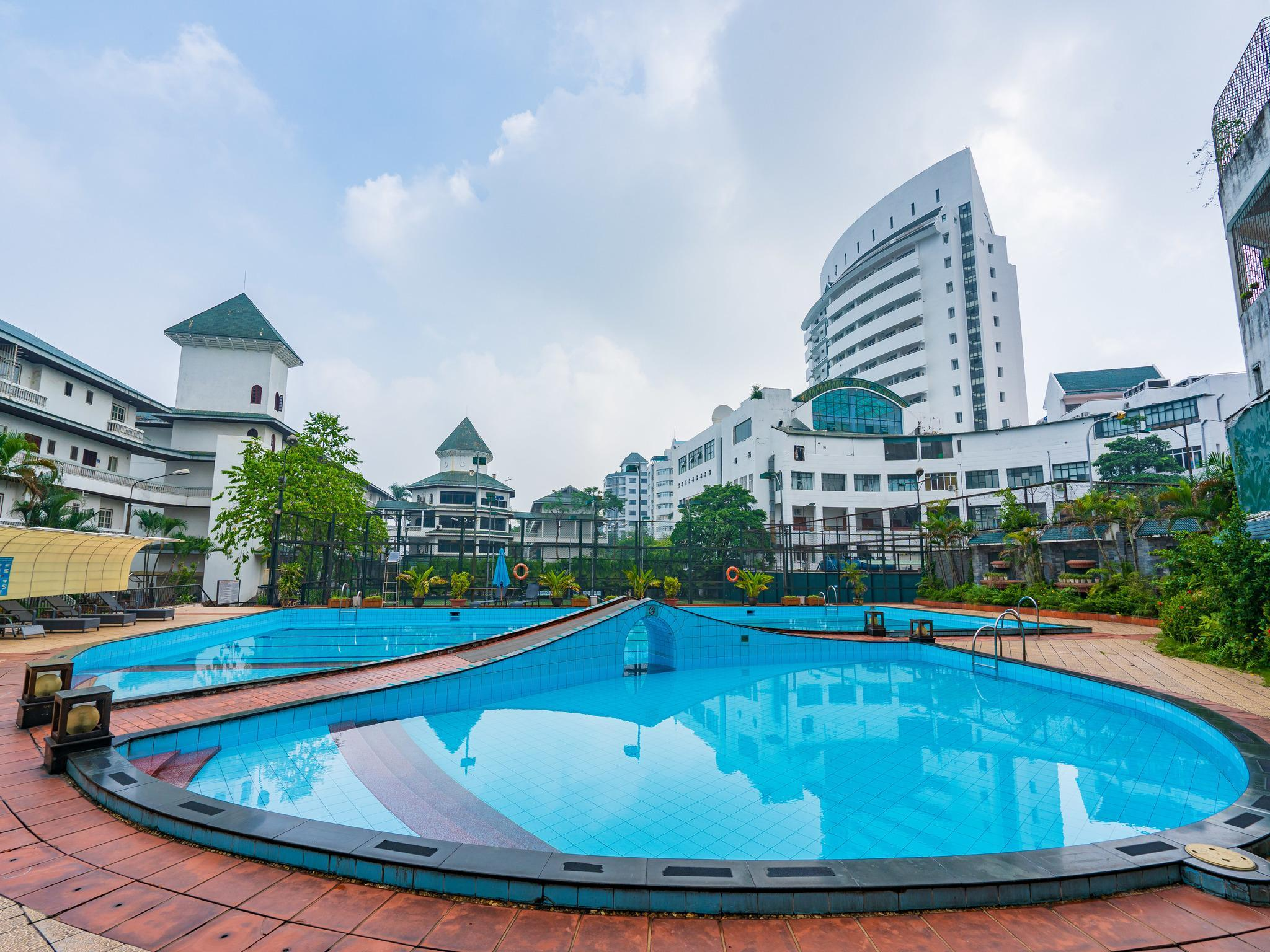 A COZY APARTMENT NEAR WEST LAKE FOR YOUR FAMILY