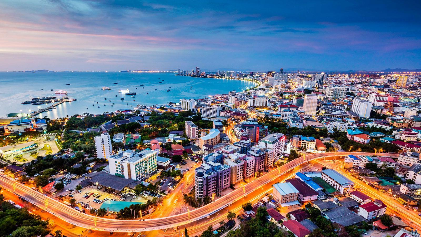 Modern 1Bd.Top Bay View@South Pattaya Near Beach