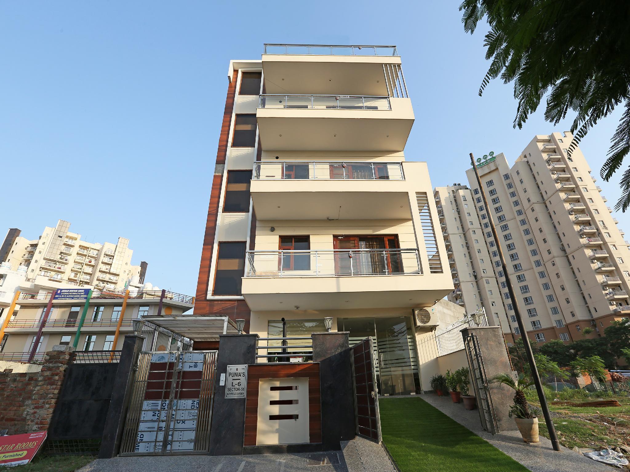 OYO 19751 Parkview Residency