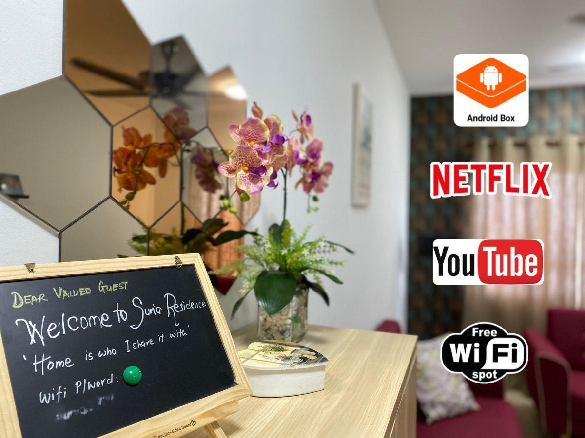 Suria Residence   Seaview Apartment   WiFi Netflix