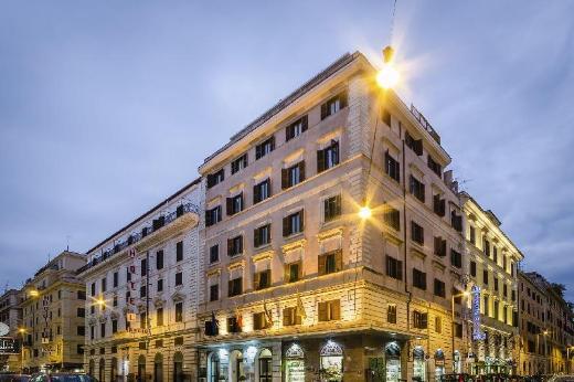 Exe Domus Aurea Hotel