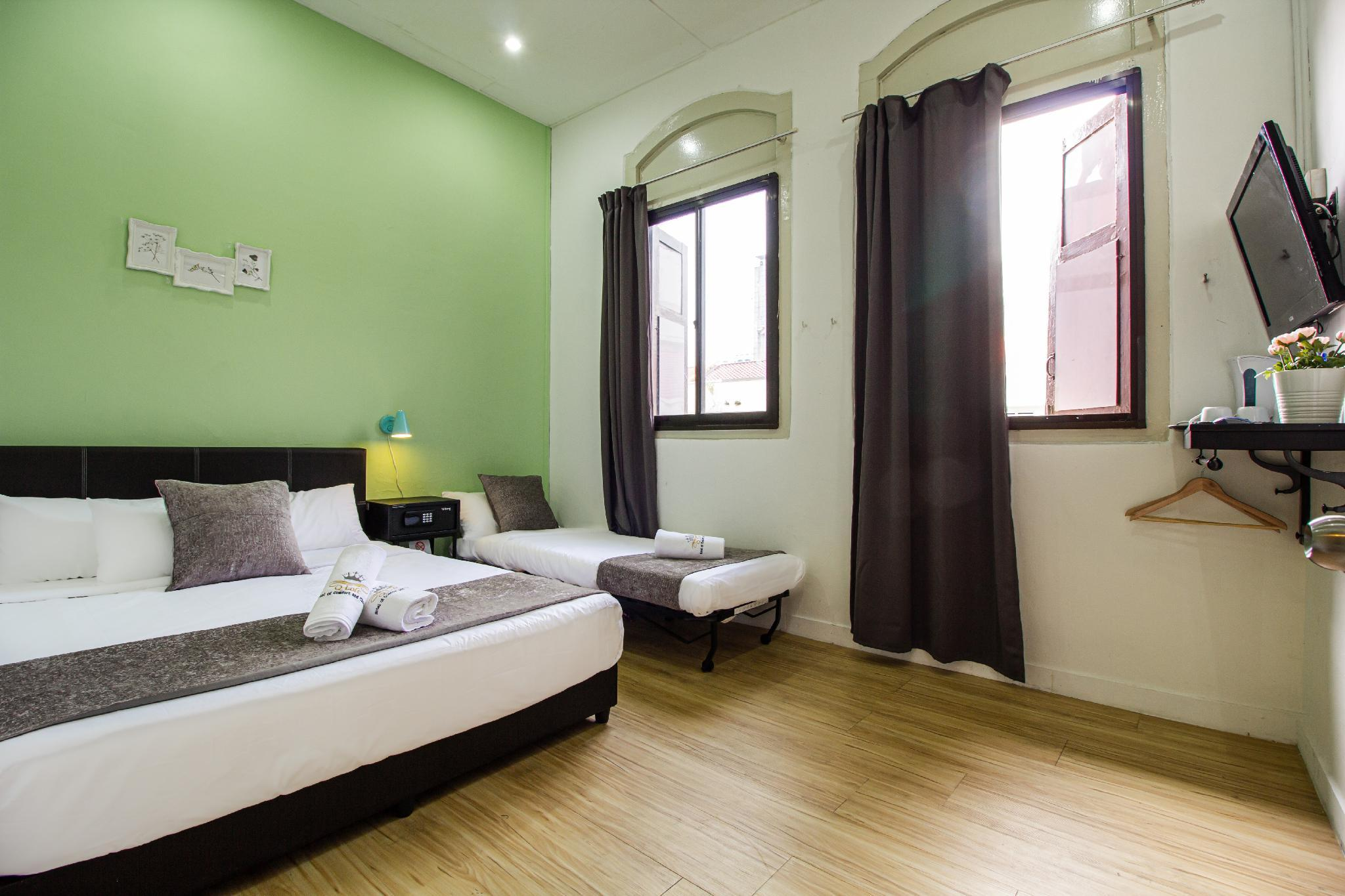 Q Loft Hotels@Geylang (SG Clean Certified & Staycation Approved)