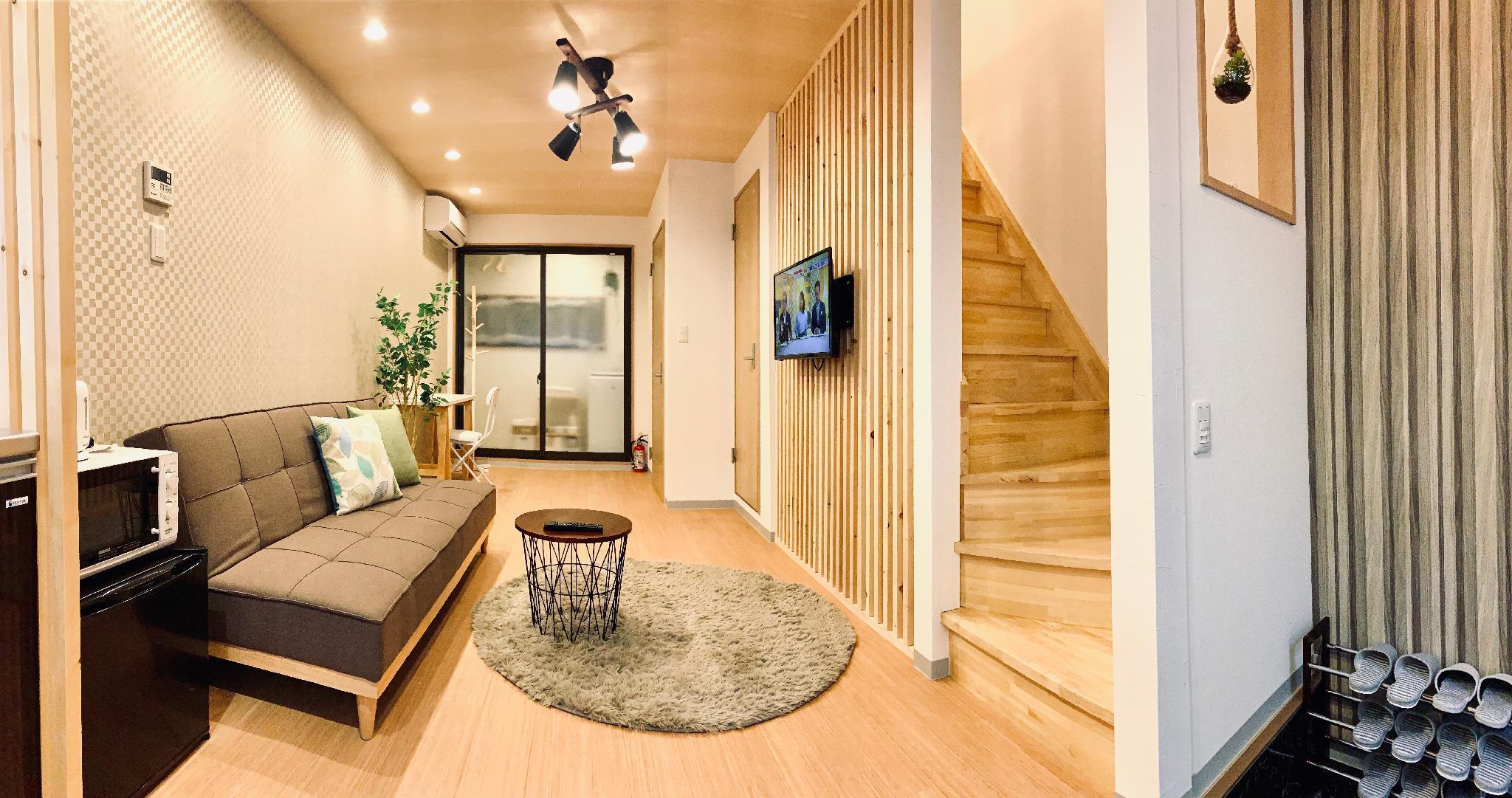 Shotenshita New House Namba