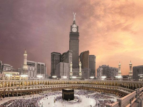 Raffles Makkah Palace Mecca