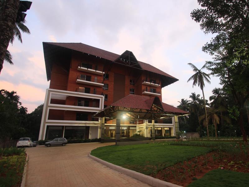 Vijay Comforts Hotel Kukke