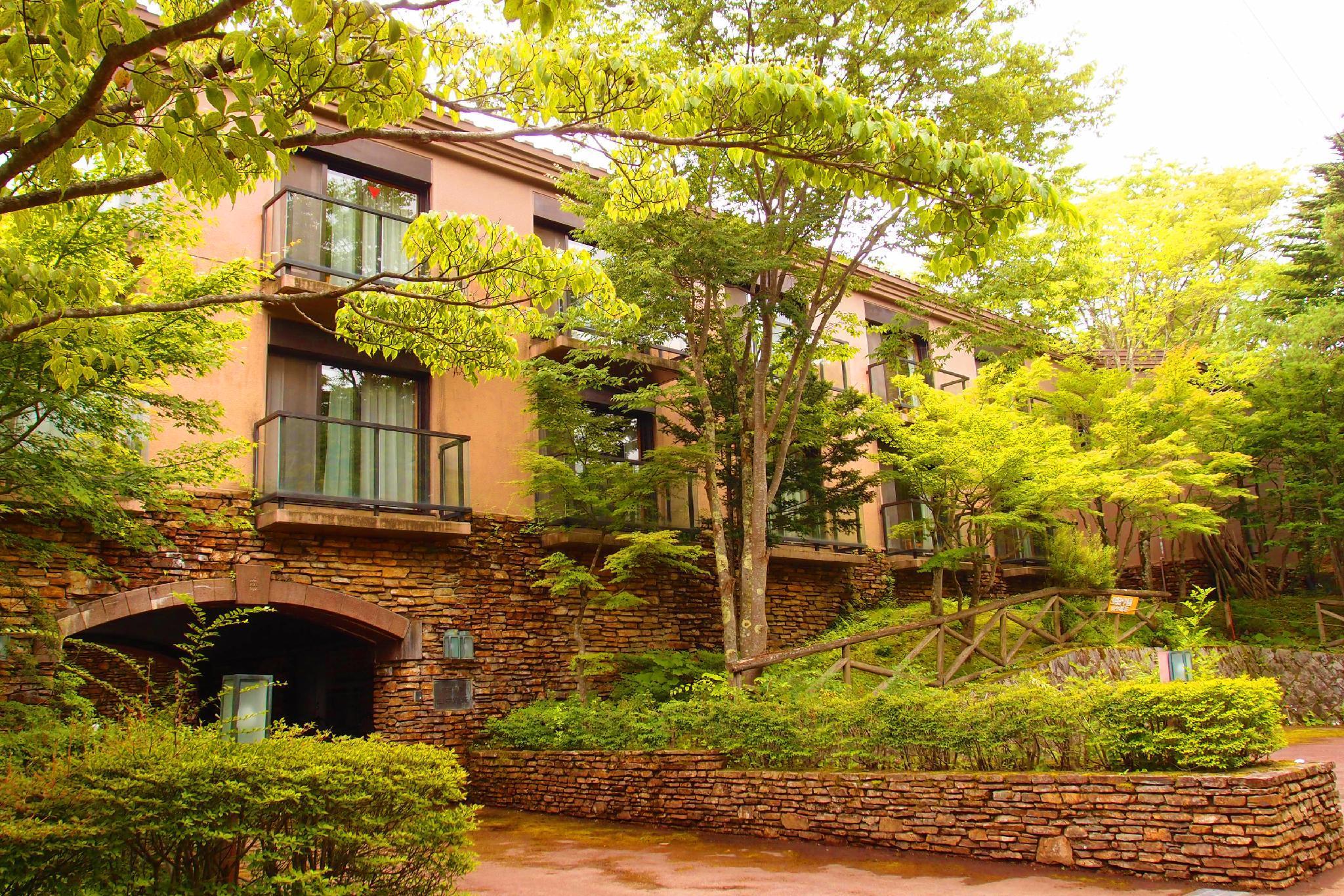 Hotel Yamanakako Garden Villa