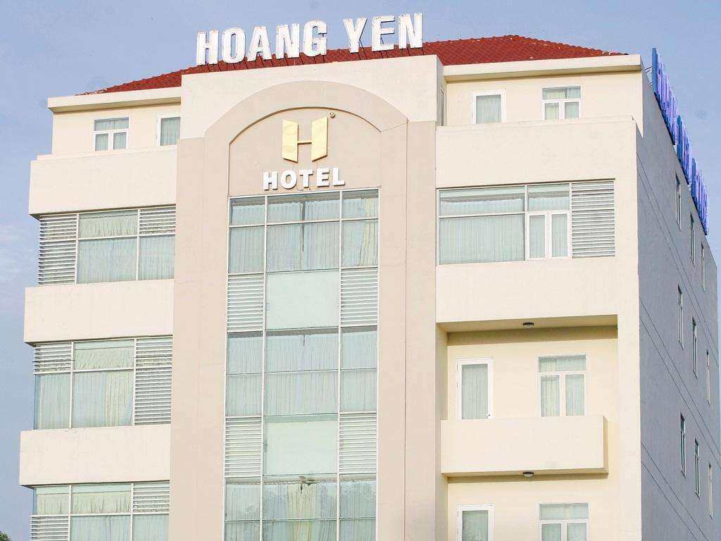 Hoang Yen Hotel Thu Dau Mot