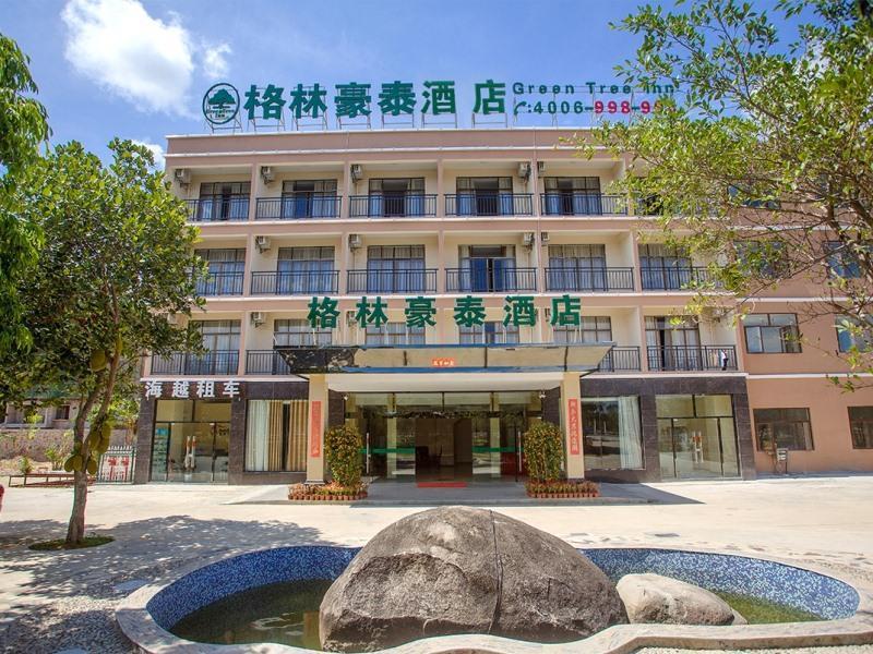 GreenTree Inn Sanya Fenghuang Jichang Road Business Hotel