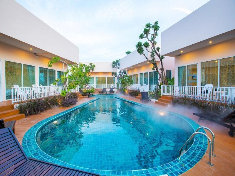Kabantamor Hua Hin Pool Villa