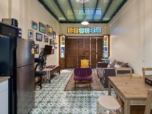 Daisy House, Bangkok Old Town บ้านเดี่ยว 1 ห้องนอน 1 ห้องน้ำส่วนตัว ขนาด 72 ตร.ม. – ข้าวสาร