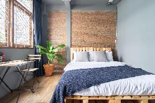 [スクンビット]アパートメント(16m2)| 1ベッドルーム/1バスルーム Better Moon - Sonjia's Room