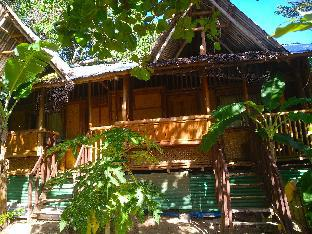 picture 1 of native bamboo house