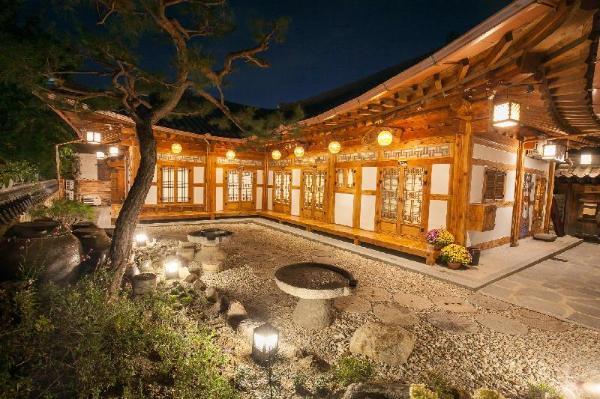 Samlockhon Hanok Guesthouse Jeonju-si