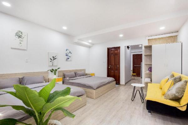 Sweetie Apartment in CENTRAL with BBQ ROOFTOP AREA Ho Chi Minh City