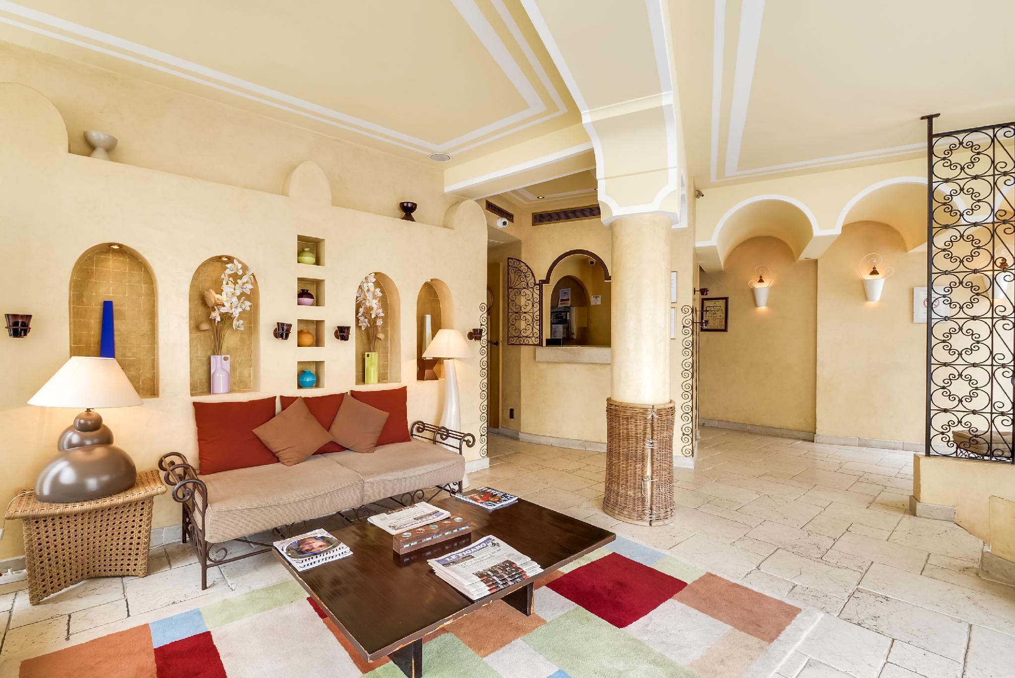Villa Royale Montsouris Hotel