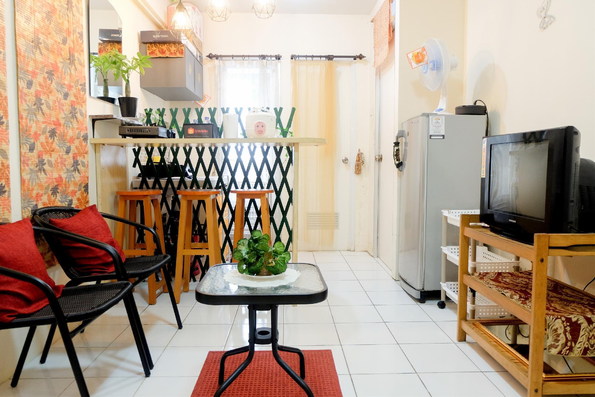 Spacious 2BR Gading Nias Apartment By Travelio