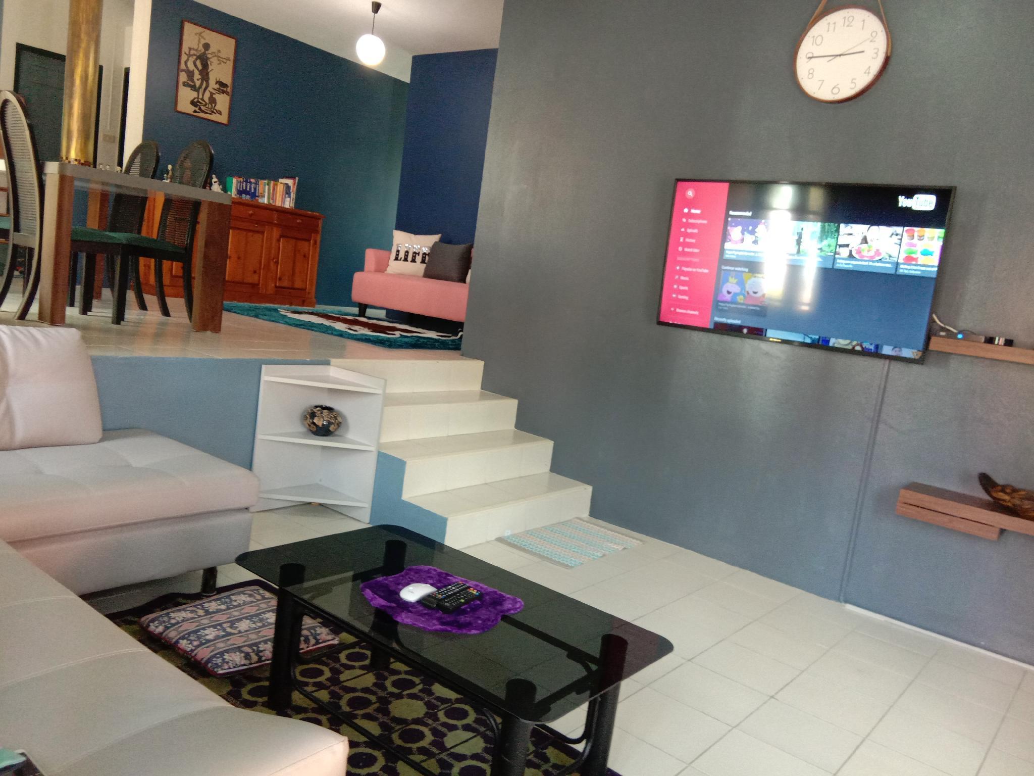Blue Villa @Pinery Park Beach Rayong 2bdr 2bath