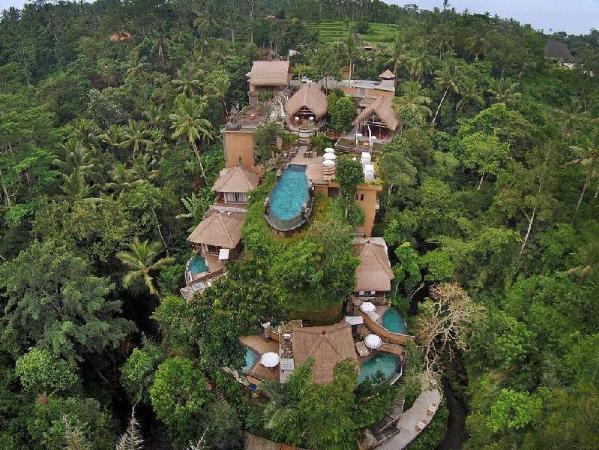 The Kayon Resort Bali
