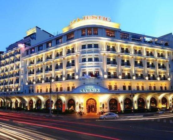 Hotel Majestic Saigon Ho Chi Minh City