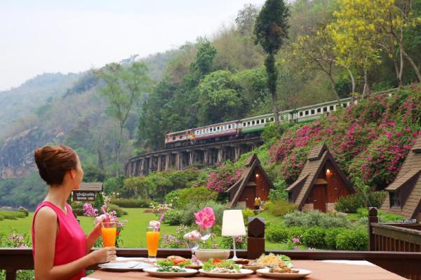 Suansaiyok Resort Kanchanaburi