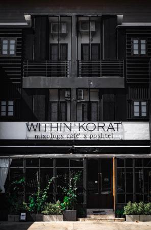 Within Korat - Poshtel x Cafe Nakhon Ratchasima