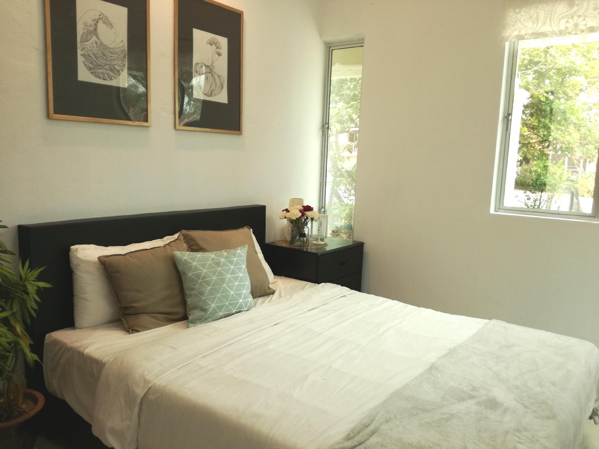 3BR Staycation 8 pax with unifi @ Temonyong 76th