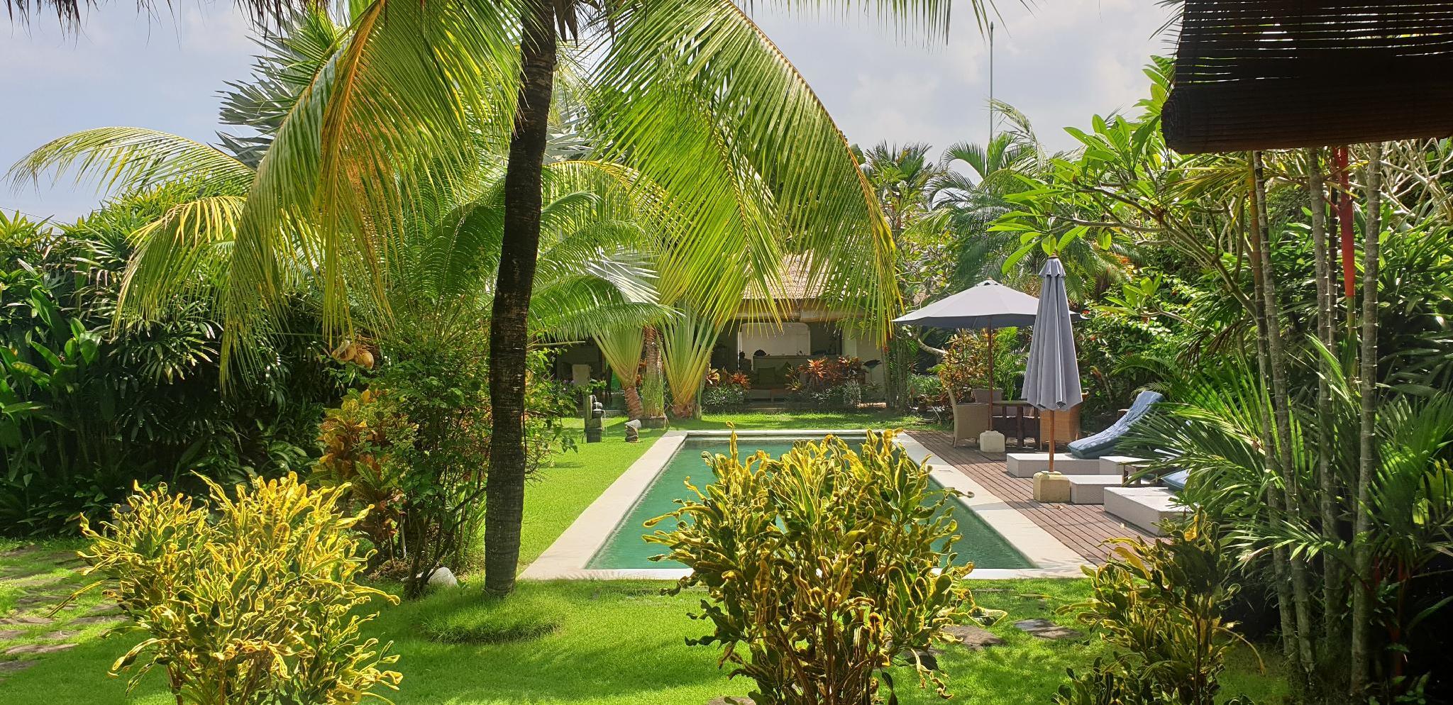 Traditional 3br Villa Nr Beach Big Pool And Garden