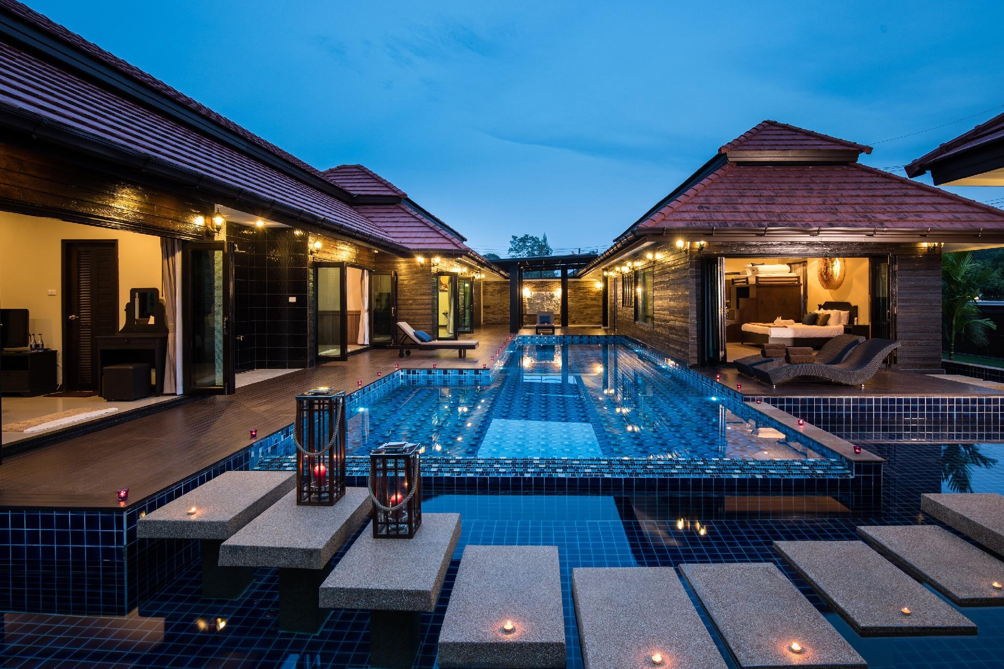 Zen Oasis Chiang Mai Villa