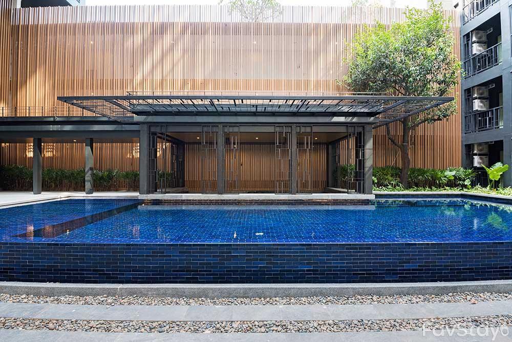 Luxurious Sky Pool Rooftop 1BR Phuket City อพาร์ตเมนต์ 1 ห้องนอน 1 ห้องน้ำส่วนตัว ขนาด 30 ตร.ม. – ตัวเมืองภูเก็ต